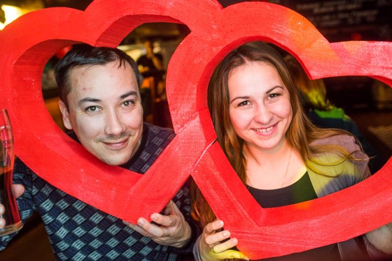 «День Св. Валентина» в «Brugge»