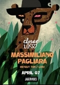 «Massimiliano Pagliara» в арт-клубе «Closer»