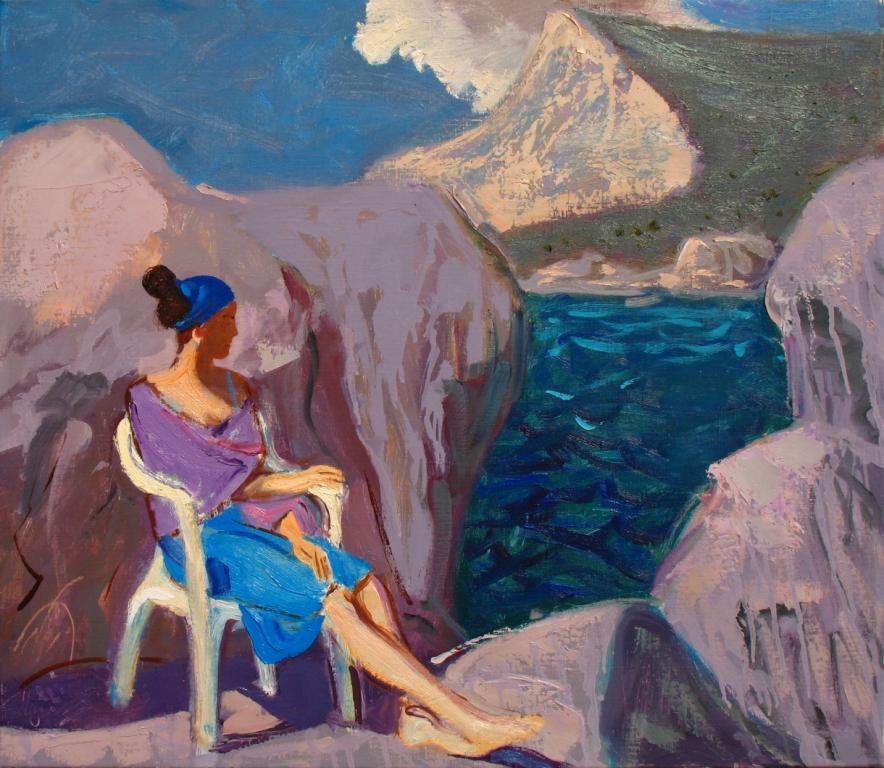 Выставка «Море внутри» в арт-центре Я. Гретера