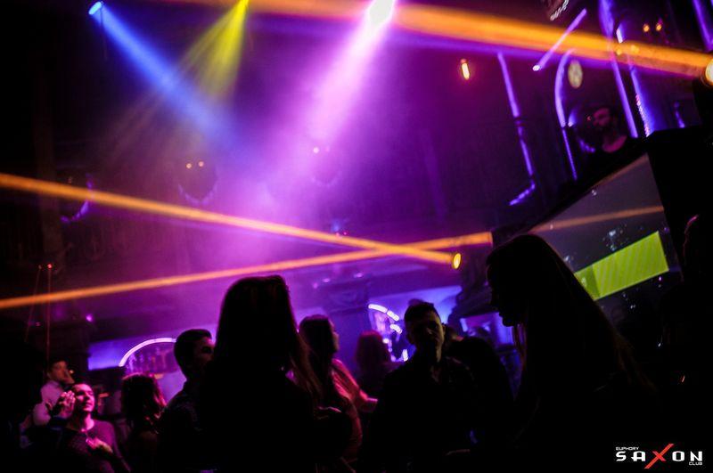 Вечеринка «Тренд шоу. В гостях у Леночки» в клубе «Saxon»