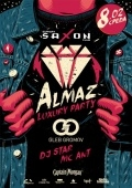Вечеринка «ALMAZ. Luxury party» в клубе «Saxon»