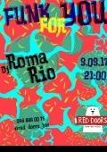 Вечеринка «Funk For You» в «Red Doors Bar»