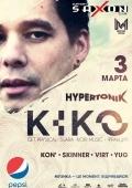 Вечеринка «Hypertonik» в клубе «Saxon»