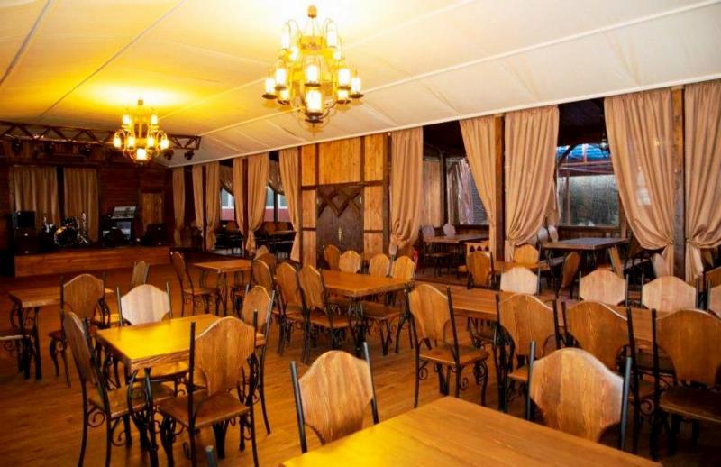 Ресторан «Замок Выдубичи»