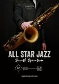 Концерт «All star jazz. Smooth Operation» в клубе «Bel étage»