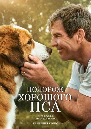 Фильм Путешествие хорошего пса