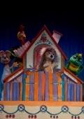 Спектакль «Терем-теремок» в «Муниципальном театре кукол»