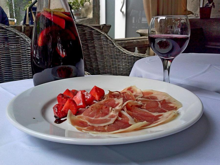 Ресторан «Arbequina»