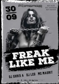 Freak like me в «Forsage»