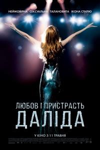 Фильм Любовь и страсть. Далида