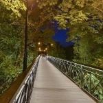 Парковый мост (Мост влюбленных)