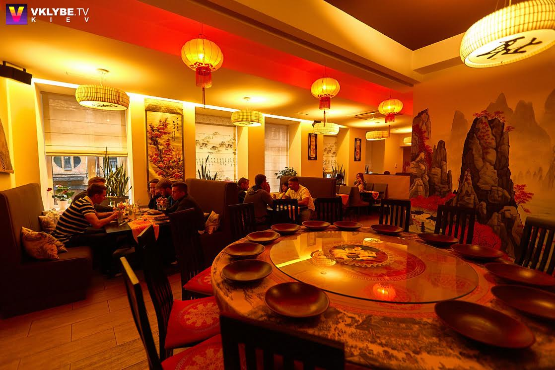 Ресторан «Bruce Lee»
