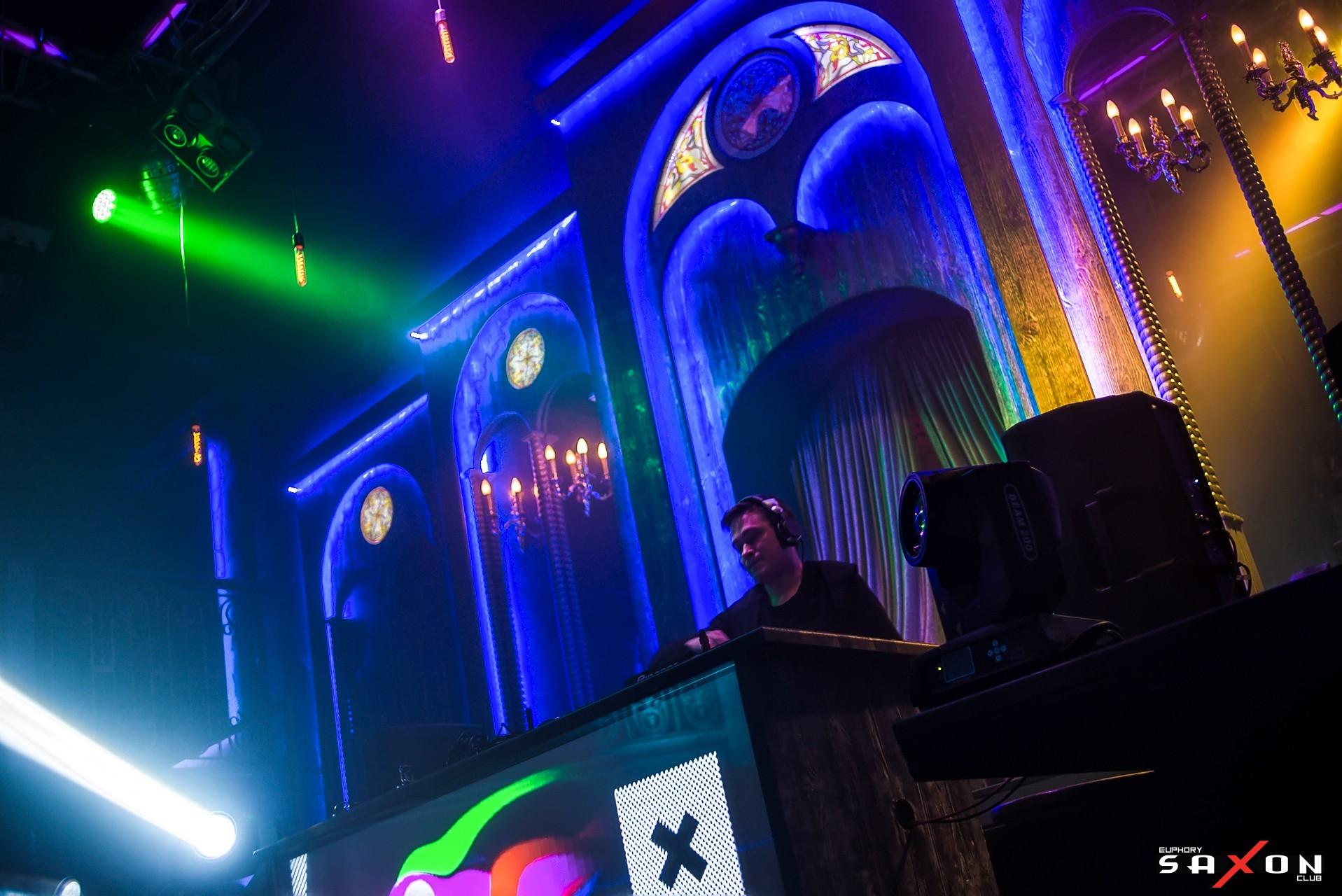 Вечеринка «House Hooliganst» в клубе «Saxon»