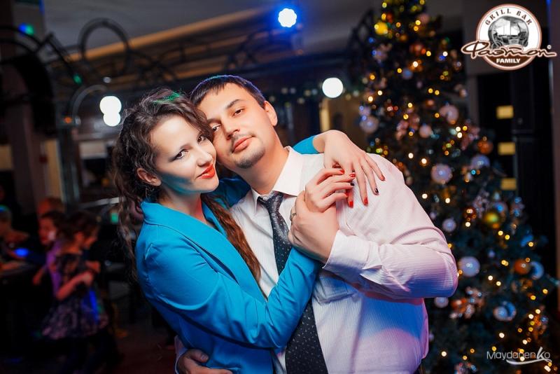 Новогодняя ночь 2016 в Фаэтоне