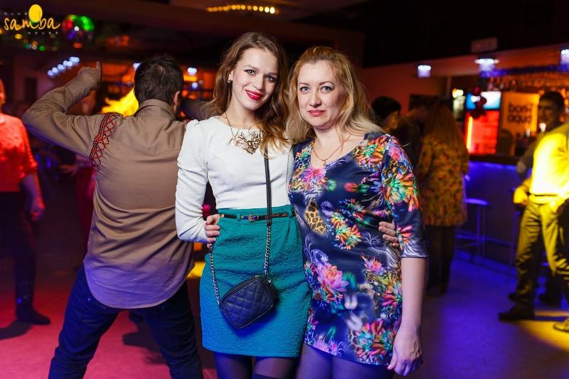 Disco 80&90 в Samba House