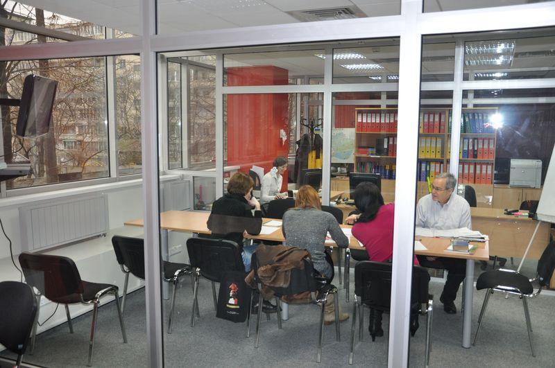 Международная сеть школ иностранных языков «Speak Up»