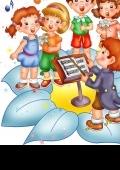 Вокал для детей в семейном клубе Shalom Baby!