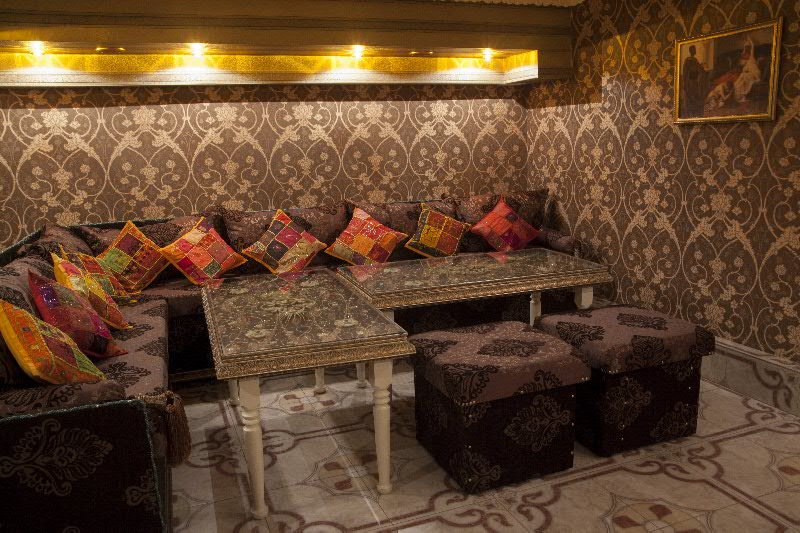 Лаунж-кафе «Shisha»