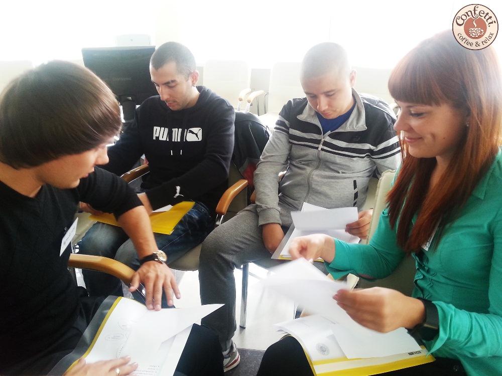 Нам очень нравится Учится!
