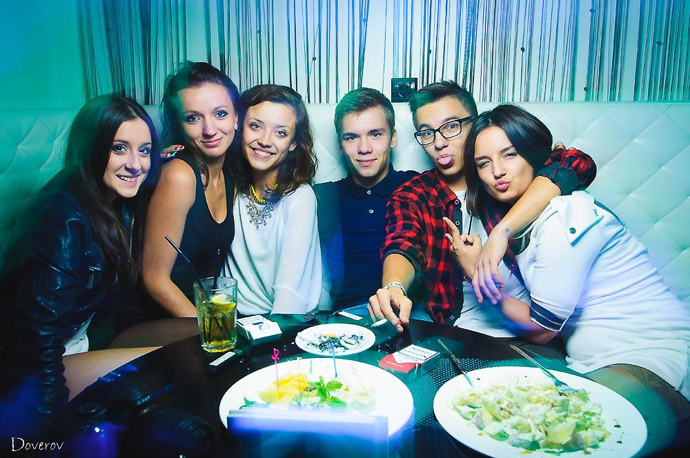 Star night в клубе «Franklin»