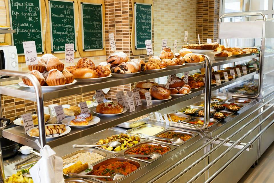Сеть кафе-бистро «Визит Lunch»