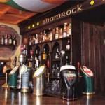 Shamrock Irish pab