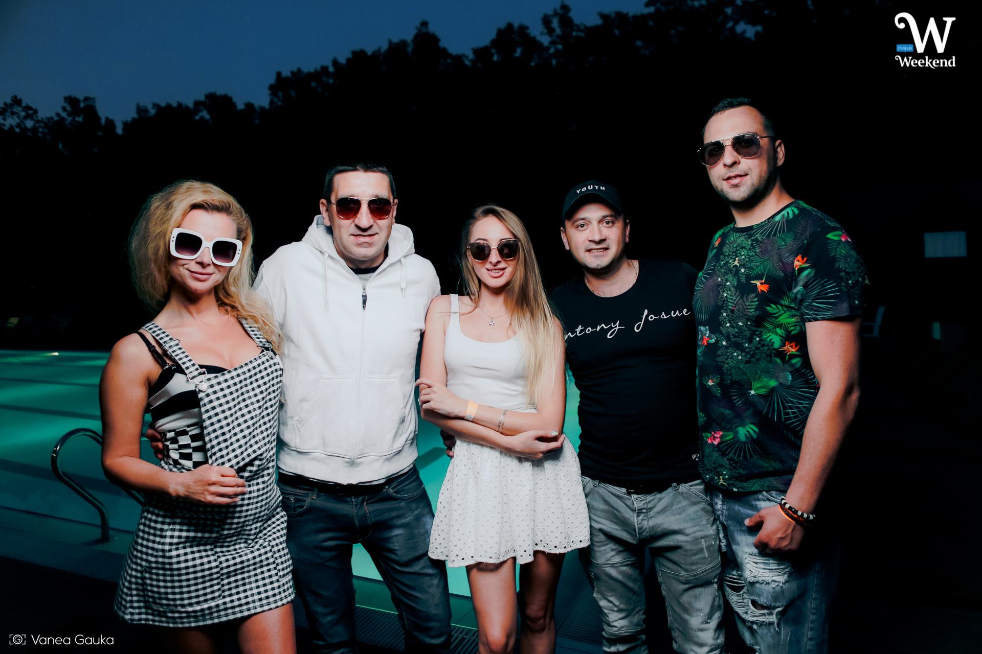 Weekend birthday pool-party в Георг парк 2 ЧАСТИНА
