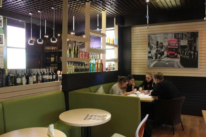 Сеть заведений «Esperanto Cafe»