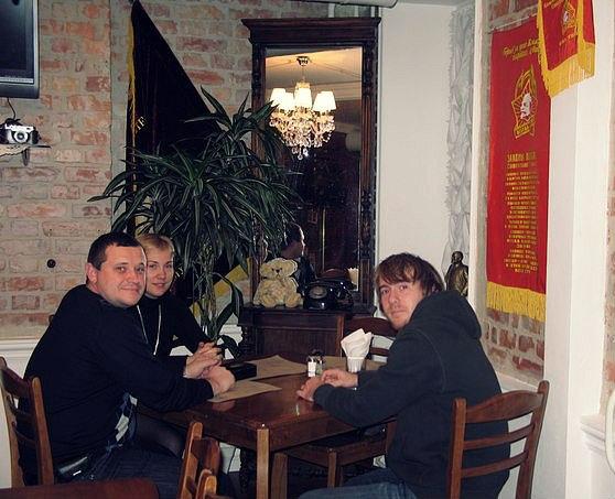 Кафе «Осямвалг»