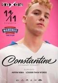 Constantine - клубный концерт в «Saxon»