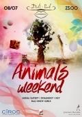 Animals weekend в «Dali Park»