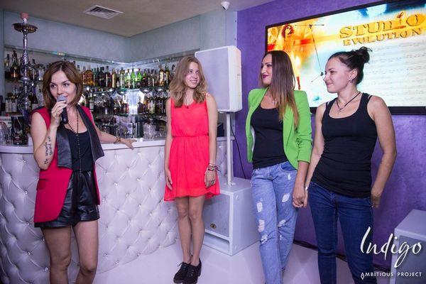 «Beauty Voice Выбор Эрики» в караоке-баре «Indigo»