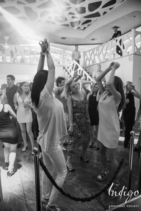 «Summer Jam» в клубе «Indigo»