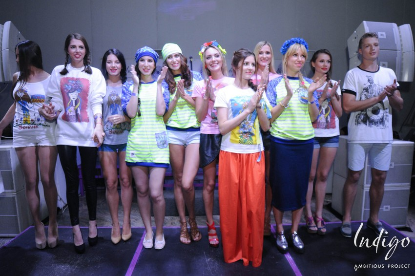 National Ya-майка Party в клубе Indigo