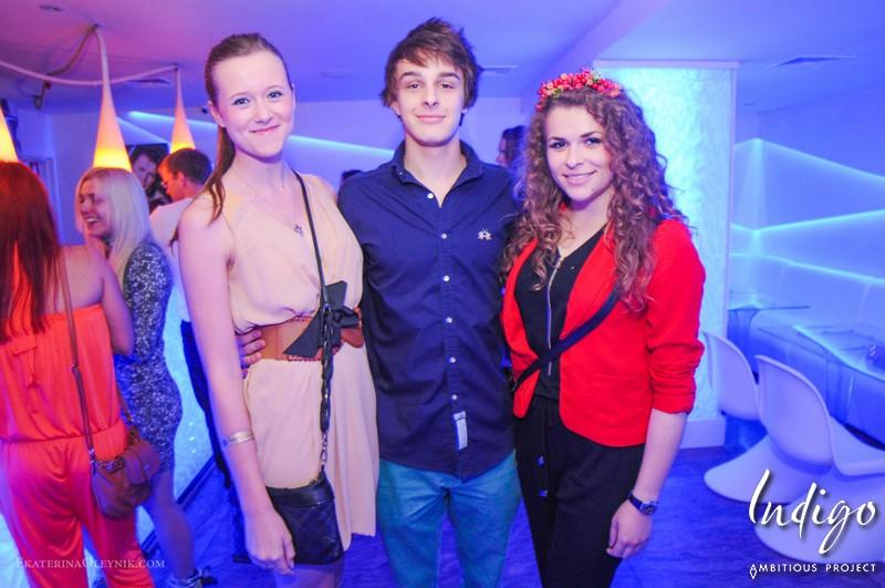Best Partymakers Awards в клубе Indigo