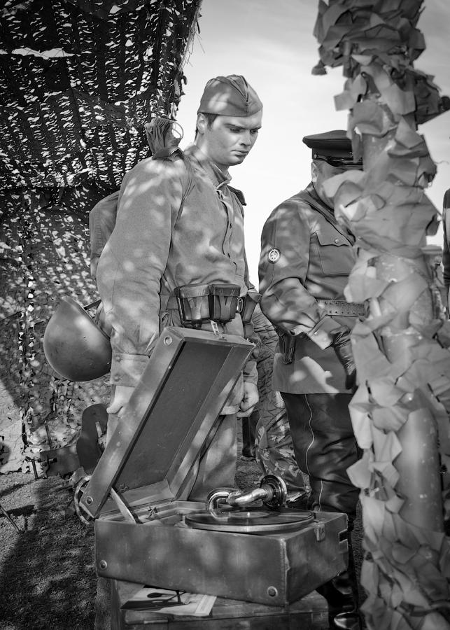 Реконструкция боя «Битва за Днепр»