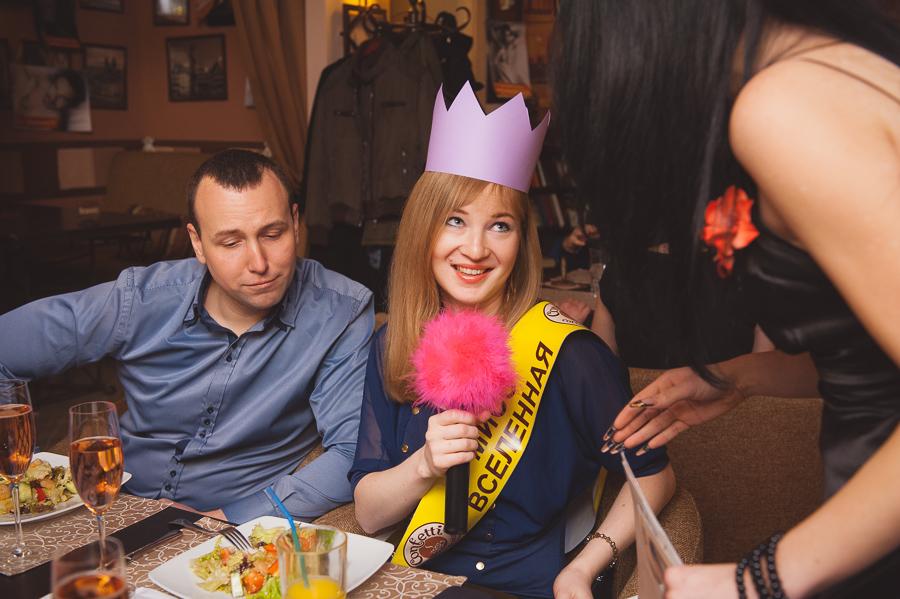 Сенсация! 8 марта в Сonfetti — Мисс «Вселенная»!
