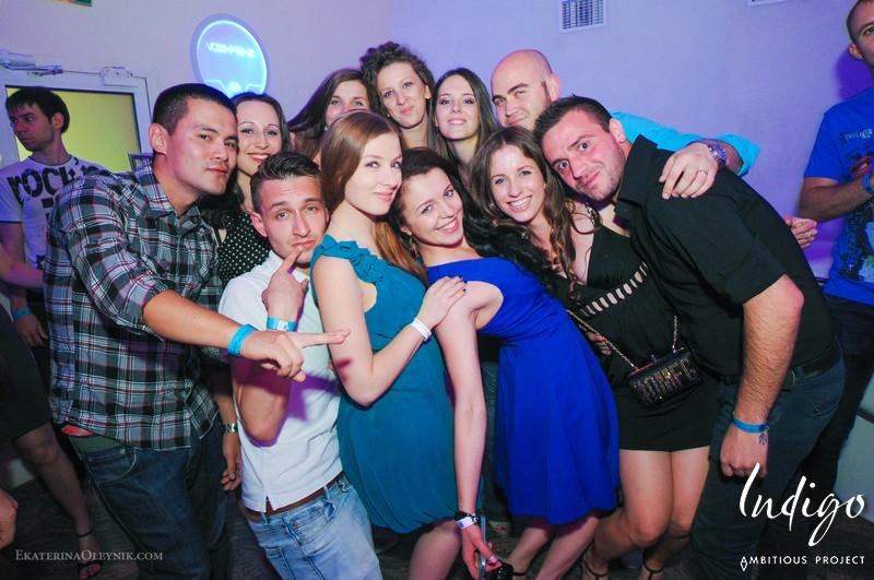 Candy Party в клубе Indigo