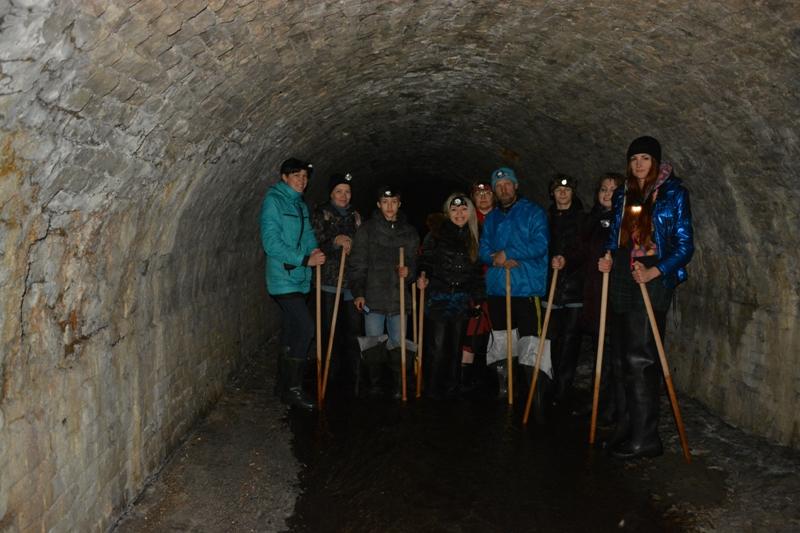 «Диггерство. Поход в подземную дренажную систему» с Рыба Андрей