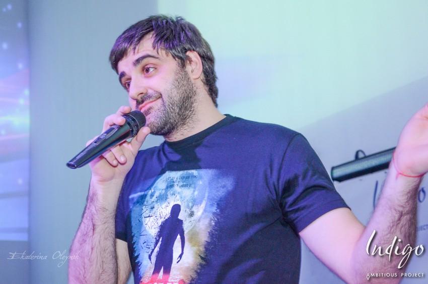 Вечеринка-презентация блокбастера «Тіні незабутих предків» в клубе Indigo