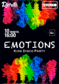 Emotion - kids disco party