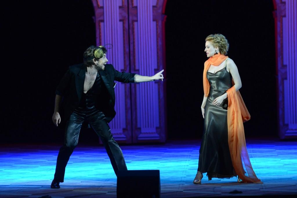 Закриття 81-го театрального сезону в «Національній оперетті»