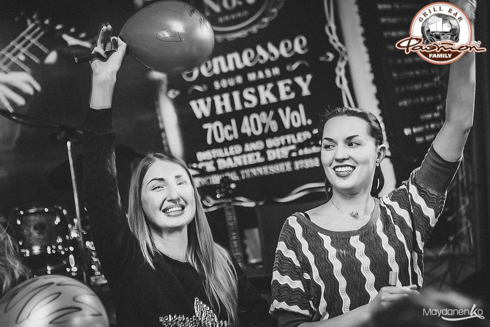 «Women's weekend» в Фаэтоне!