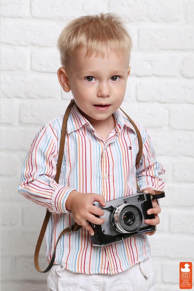 Детская фотостудия «Happy Duck»