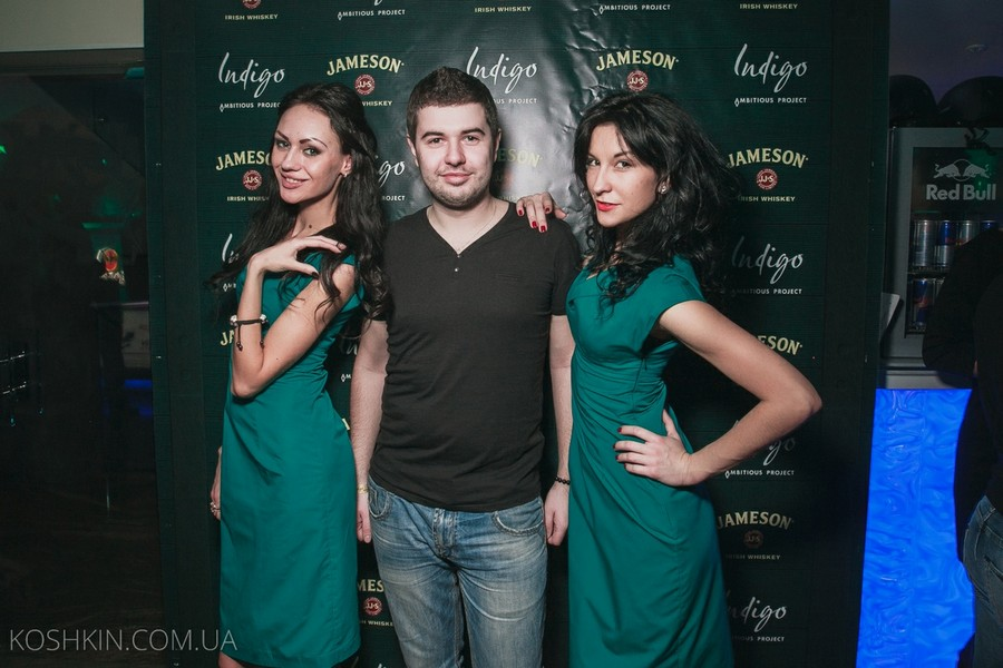 St. Patricks Day: Антон Liss в клубе Indigo