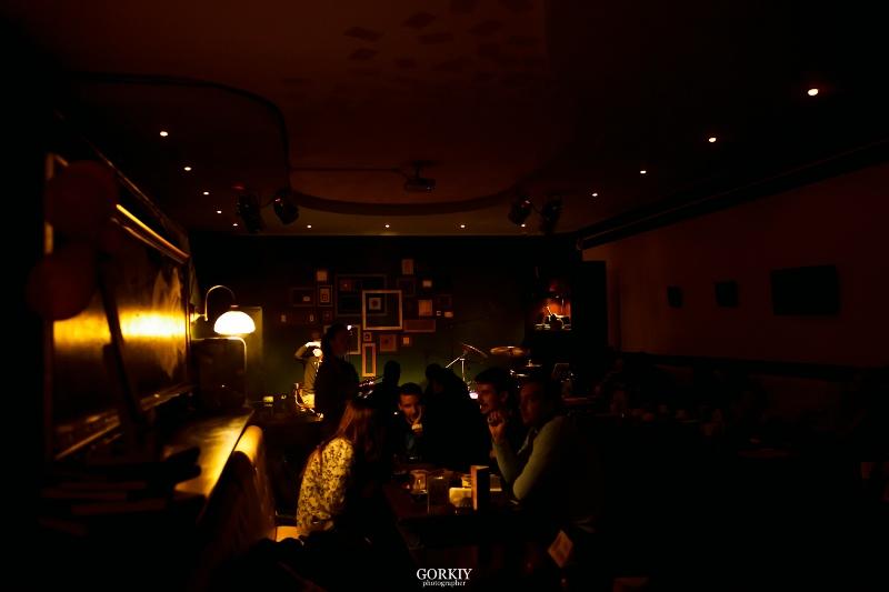 Dark Side Trio | Contemporary jazz, Post-bop @ Неизвестный Петровский