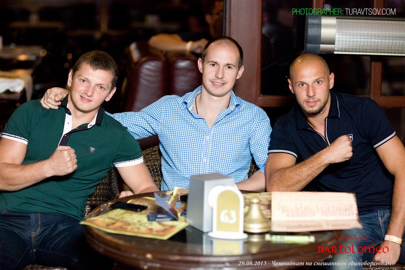 Международный чемпионат по смешанным единоборствам в Bartolomeo