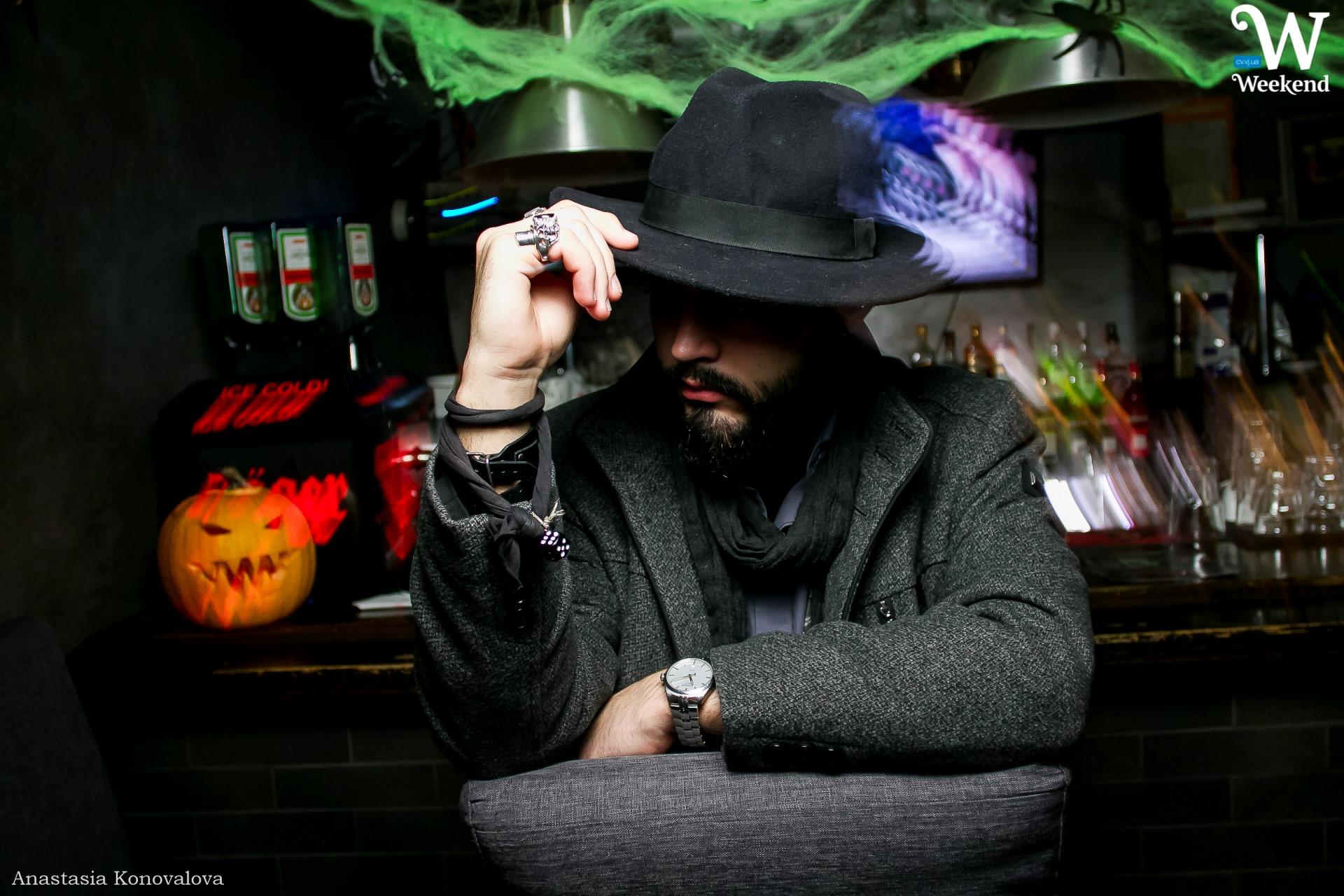 Самий жахливий HALLOWEEN у Drink-барі
