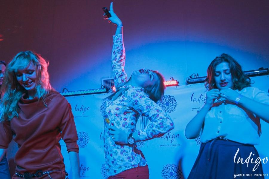 «Cherchez La Femme»: Праздник весны в клубе Indigo