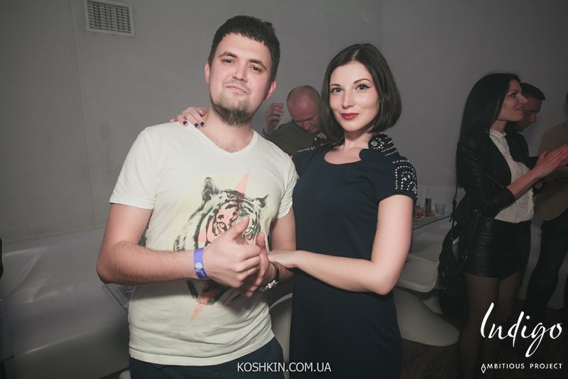 Dj Ice Birthday Party в клубе Indigo